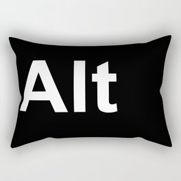 Alt Rectangular Pillow