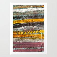 Dusk. Art Print