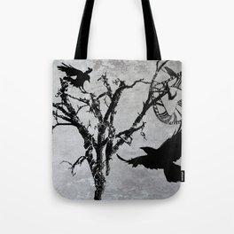 Melting Time II A534 Tote Bag