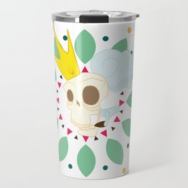 Calavera Travel Mug