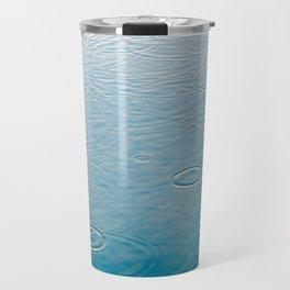 water-lightblue Travel Mug