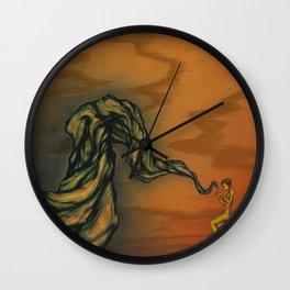 No Greater Gift Wall Clock