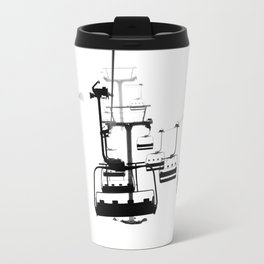 Winter Fog Travel Mug
