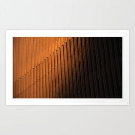 An Early Sunrise Art Print