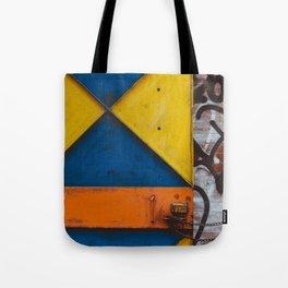 East Village IV Tote Bag
