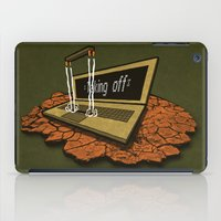 spaceship iPad Cases featuring SPACEship by Tomas Jordan