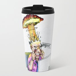 Just Another Day on the Job Travel Mug