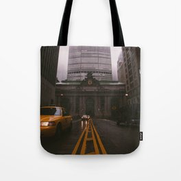 Dreary Central Tote Bag