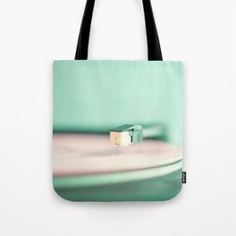 Soft Record Tote Bag