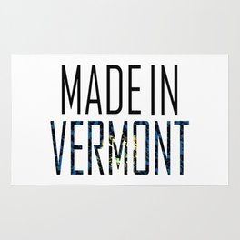 Made In Vermont Rug