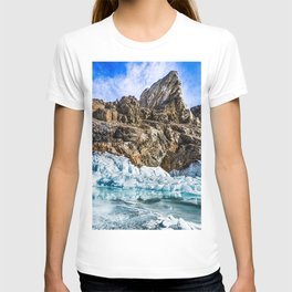 Sleeping dragon. Lake Baikal, island Olkhon T-shirt