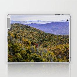 Mountain Fall Leaf Color Laptop & iPad Skin