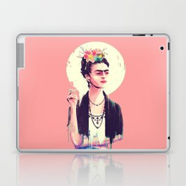 The Frida Kahlo Lollipop Laptop & iPad Skin