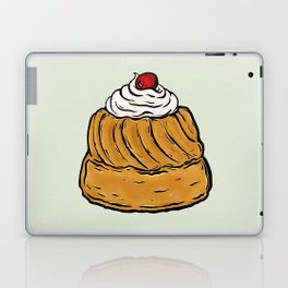 R is for Rum Baba Laptop & iPad Skin