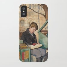 The Bookseller's Son Slim Case iPhone X