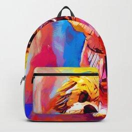 Shih Tzu 4 Backpack