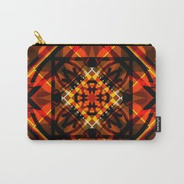 Flaming Soul Carry-All Pouch