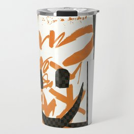 """Give life in complete force"" or ""Live your life to the fullest potential"":) Travel Mug"