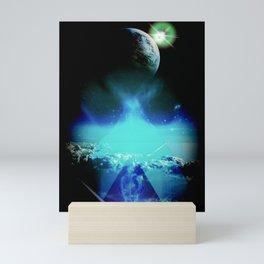 Illuminate Us Mini Art Print