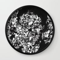 kafka Wall Clocks featuring Kafka by Alessandra M