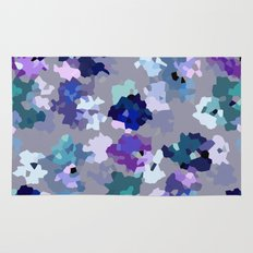Crystallized Orchid Rug