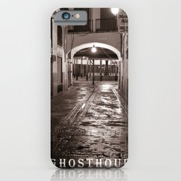 GHOST-HOUR of VALENCIA - DUPLEX iPhone Case