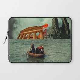 We Are All Fishermen Laptop Sleeve