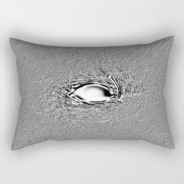 Cracy Lines - verrückte Linien   (A7 B0064) Rectangular Pillow