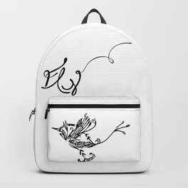 Wings to jump Backpack