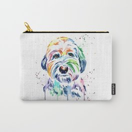 Sheepdog - Gus the Sheepdog Carry-All Pouch