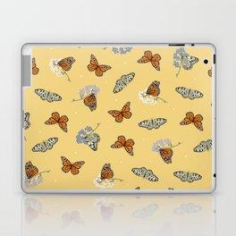 Butterfly Array Laptop & iPad Skin