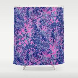 Tahiti Plage Shower Curtain