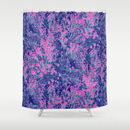 Tahiti Plage Shower Curtain
