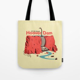 The Hoover Dam Tote Bag
