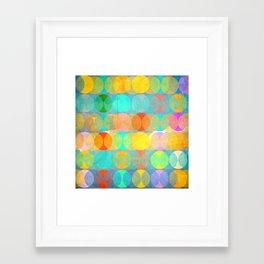 Multitudes Framed Art Print