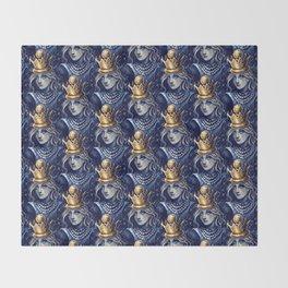 Queen Alice Throw Blanket