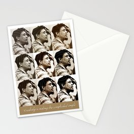 Jazz Heroes Series - Charles Mingus Stationery Cards