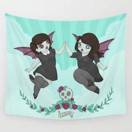 My Favorite Murder: Sweet Baby Angels Wall Tapestry