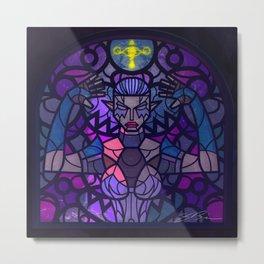 Sage of Shadow Metal Print
