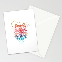 Spirit of the Wolf Stationery Cards
