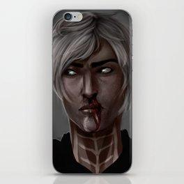 Fenris Portrait iPhone Skin