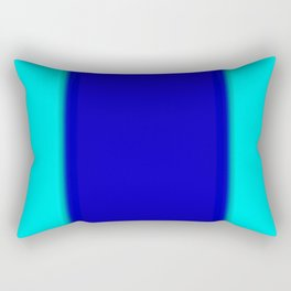 Re-Created ONE No. 17 by Robert S. Lee Rectangular Pillow