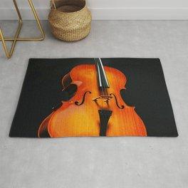 Music in body Rug