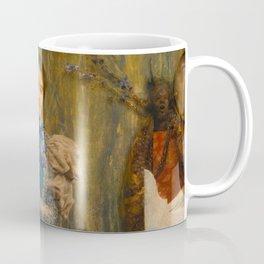 """Sir Lawrence Alma-Tadema """"Portrait of Clothilde Enid"""" Coffee Mug"""