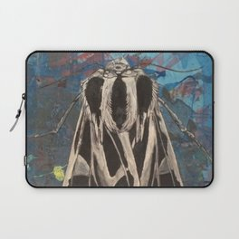 A Giant Tiger Moth Laptop Sleeve
