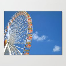 Compliments Canvas Print