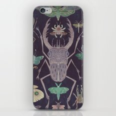 Entomologist's Wish (The Neon Version) iPhone & iPod Skin