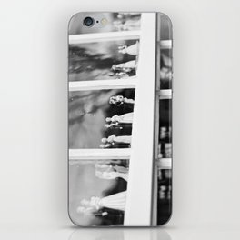Of brides and grooms iPhone Skin