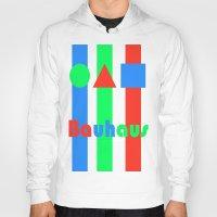 bauhaus Hoodies featuring Bauhaus by Retale