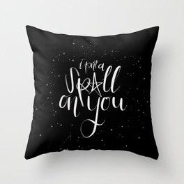 Spell Throw Pillow